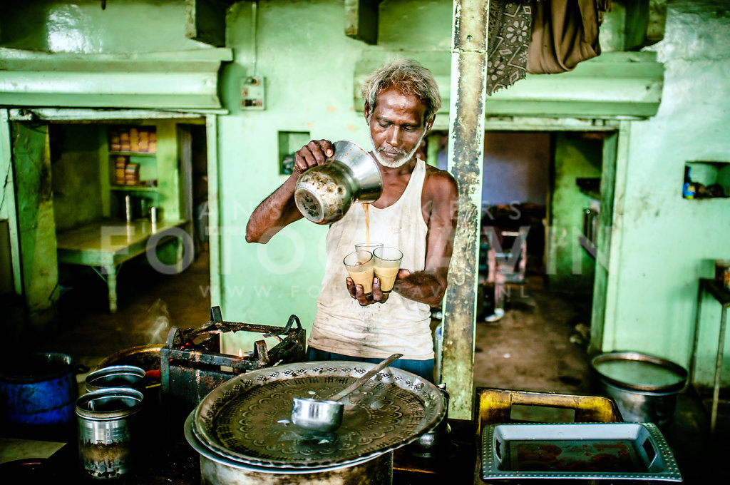 Green Chai  [Bundi, India]